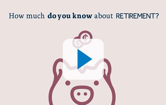 Video thumbnail: How much do you know about retirement